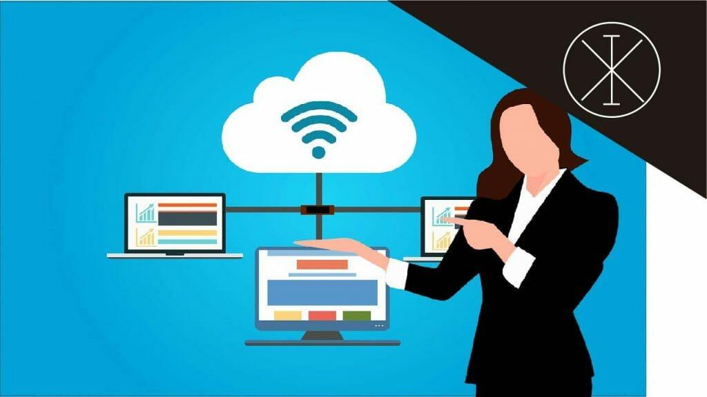 servicios nube1 1024x576 - Servicios en la nube: qué son, ejemplos y tipos