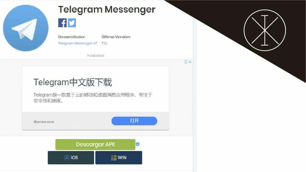telegram2 1024x576 - Telegram APK: qué es y opciones de descarga