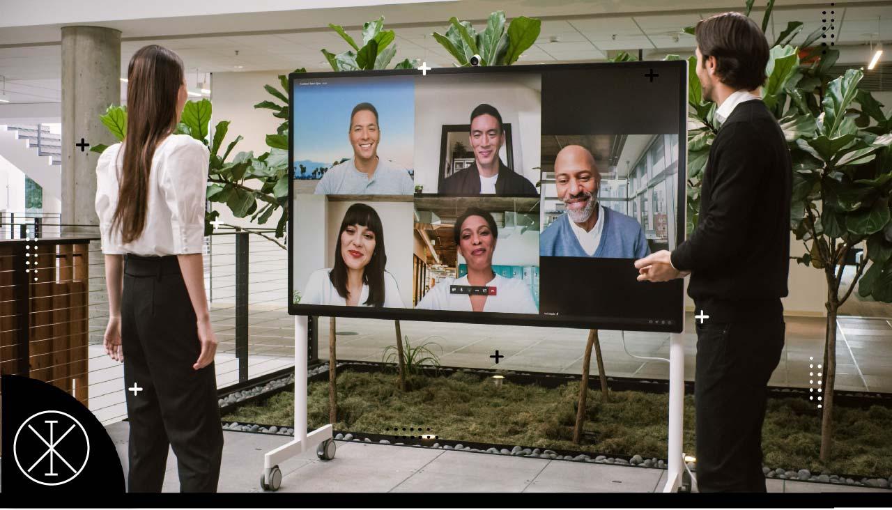 Surface Hub 2S3 - Ixograma