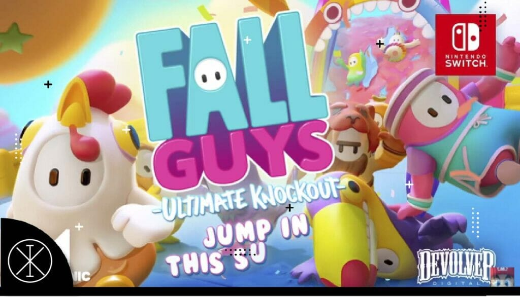 fall guys 1024x586 - Nintendo Switch anuncia videojuegos para 2021