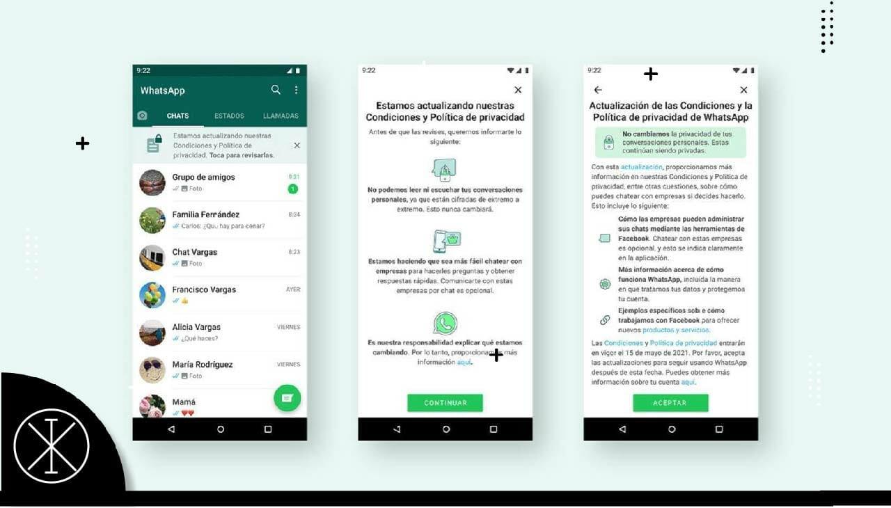 WhatsApp anuncia cómo compartirá condiciones de uso en 2021