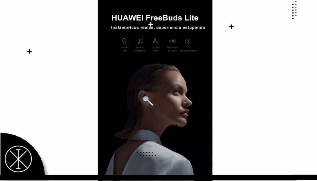 Huawei freebuds Lite4 1024x586 - Huawei freebuds Lite: características, especificaciones y precio