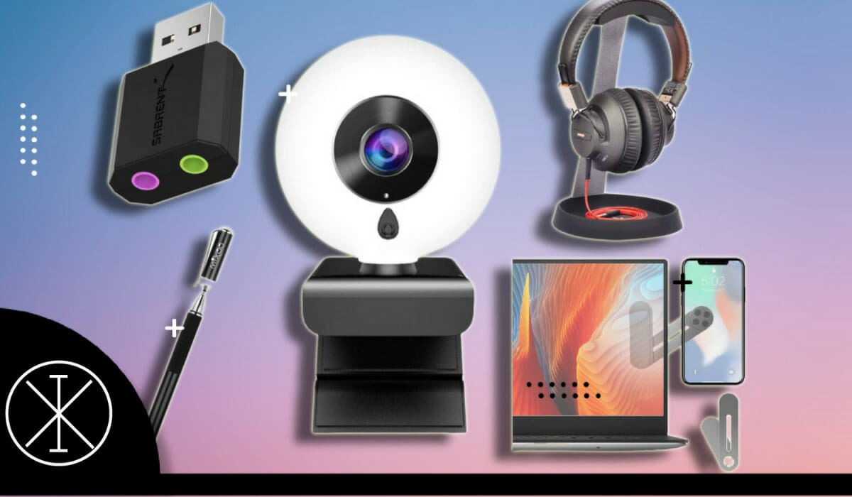 Gadgets y accesorios para el teletrabajo 2021
