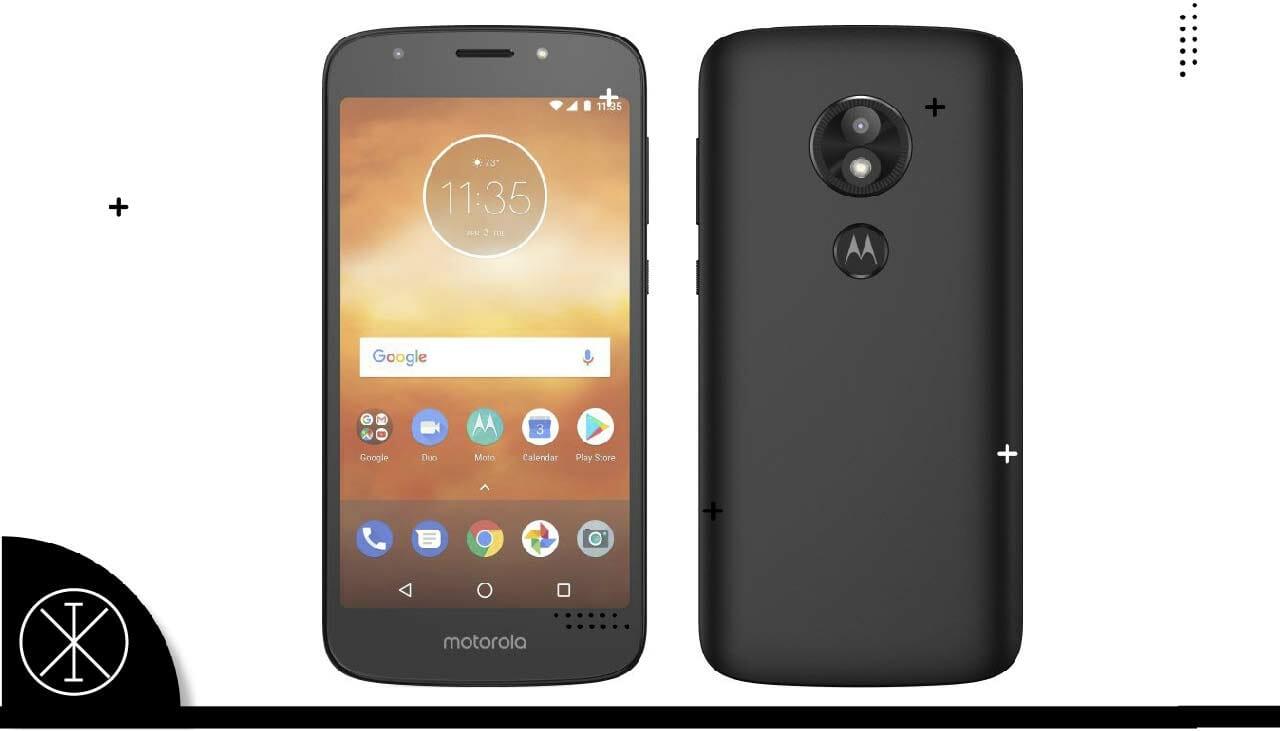 Moto E5 Play2 - Ixograma
