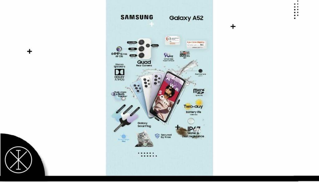 gf5 1024x584 - Galaxy A52, Galaxy A72 y Galaxy A52 5G: lanzamiento, características y precio