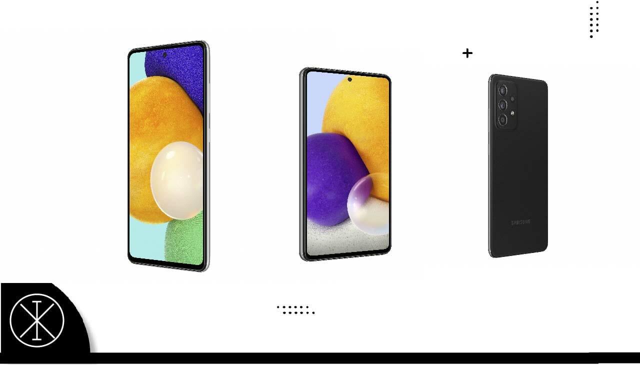 Galaxy A52, Galaxy A72 y Galaxy A52 5G: lanzamiento, características y precio