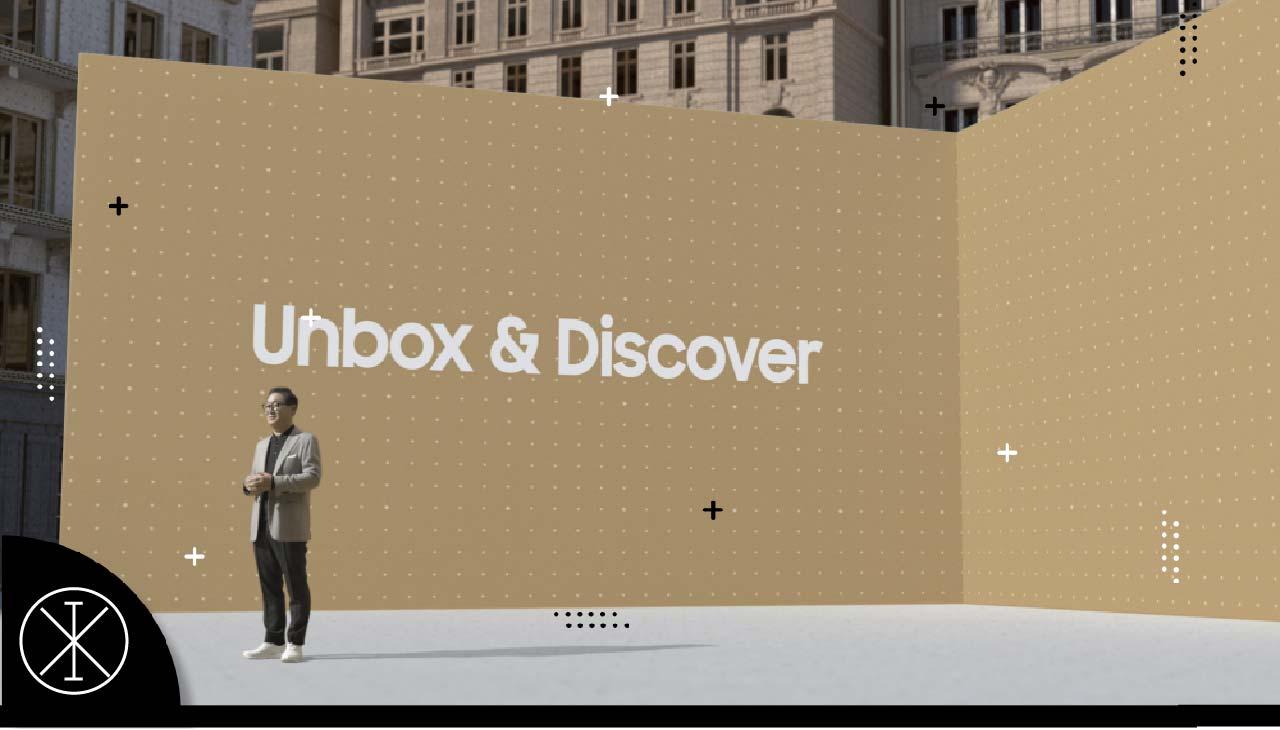 Samsung presenta nueva línea y funciones de pantallas 2021