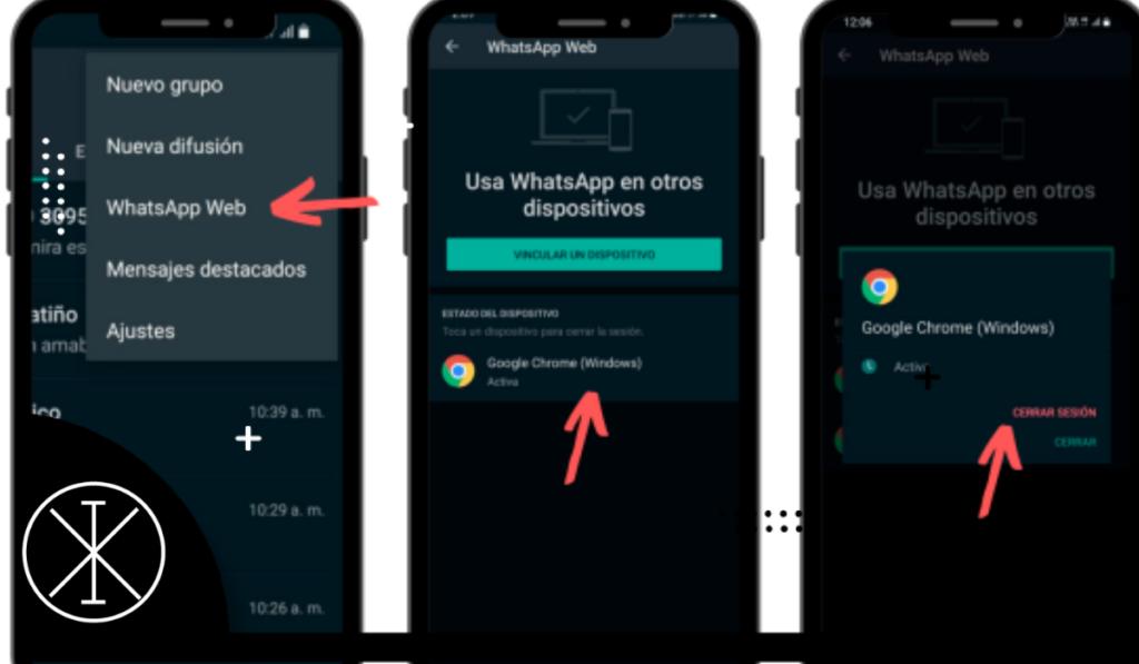 Ixograma 4 1024x597 - Cómo abrir WhatsApp en PC