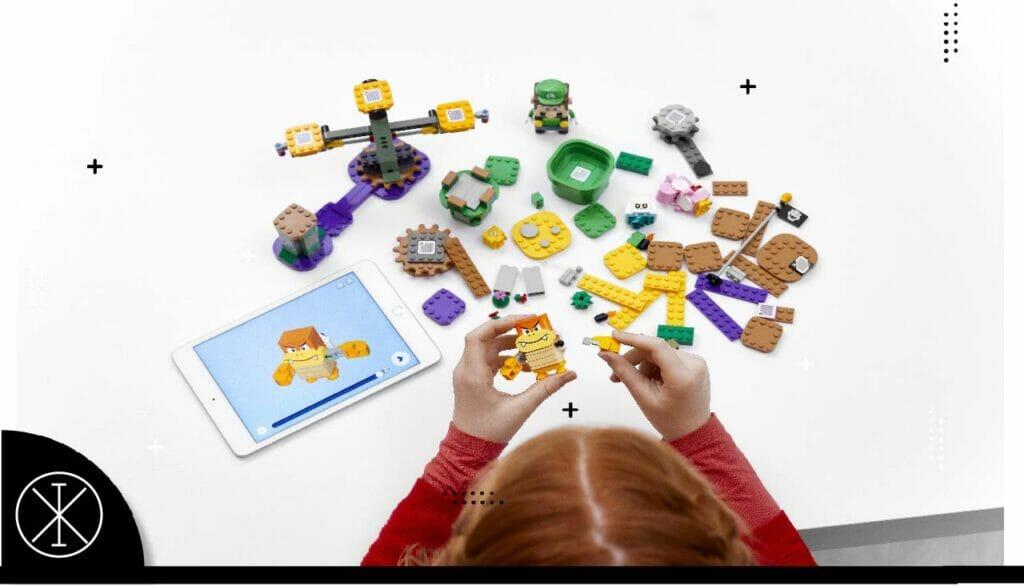 Luigi2 1024x586 - Nintendo y Lego presentan un nuevo set de Luigi