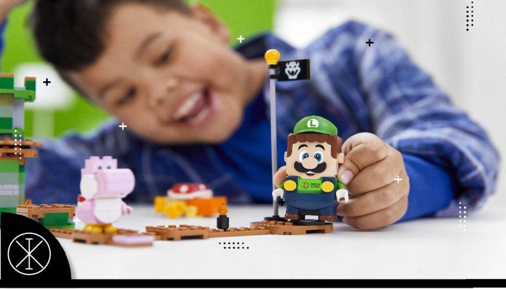 Luigi23 1024x586 - Nintendo y Lego presentan un nuevo set de Luigi