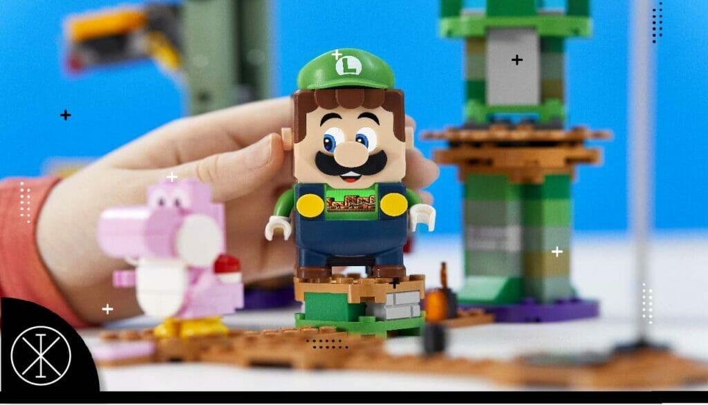 Luigi24 1024x586 - Nintendo y Lego presentan un nuevo set de Luigi