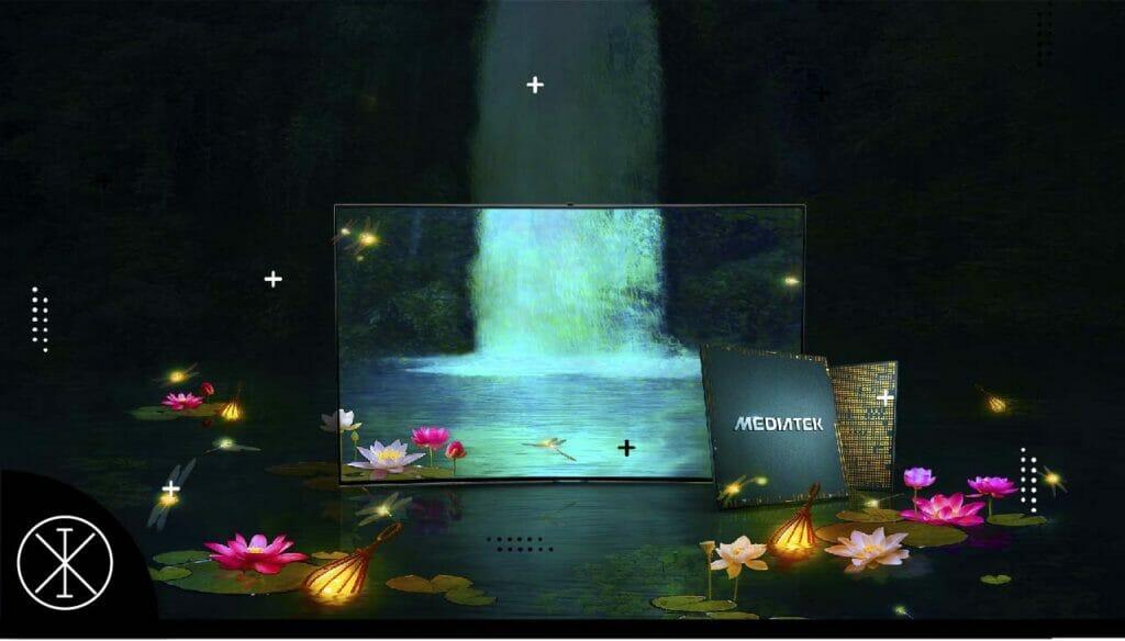 MediaTek y Samsung 1024x584 - MediaTek y Samsung presentan televisor 8K habilitado para Wi-Fi 6E