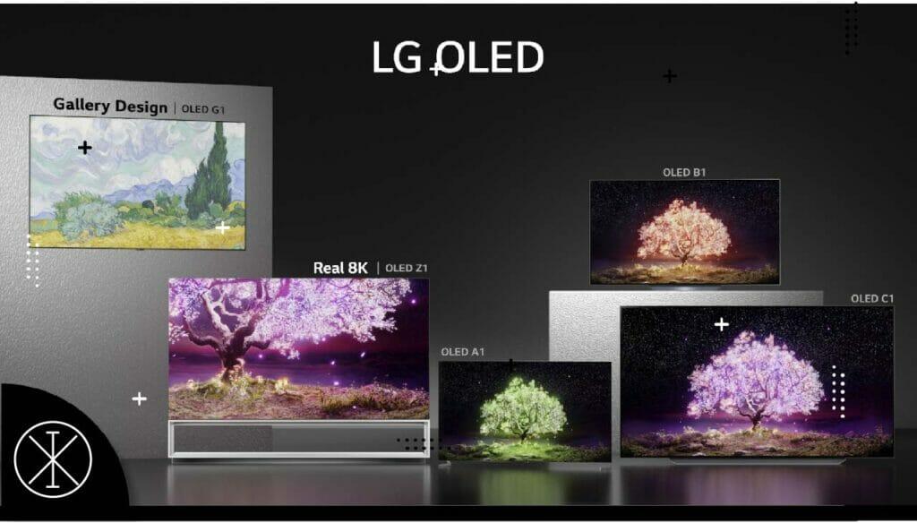 Oled Evo y Nanocell 8k 5 1024x584 - LG Electronics presenta Oled Evo y Nanocell 8k en México