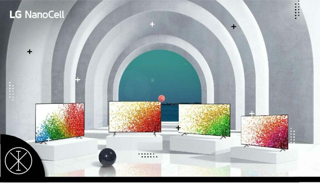 Oled Evo y Nanocell 8k 7 1024x584 - LG Electronics presenta Oled Evo y Nanocell 8k en México