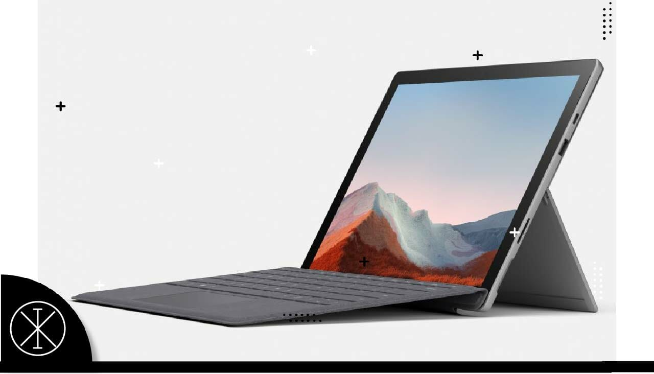 Surface Pro 7+ disponible en México: precio y características