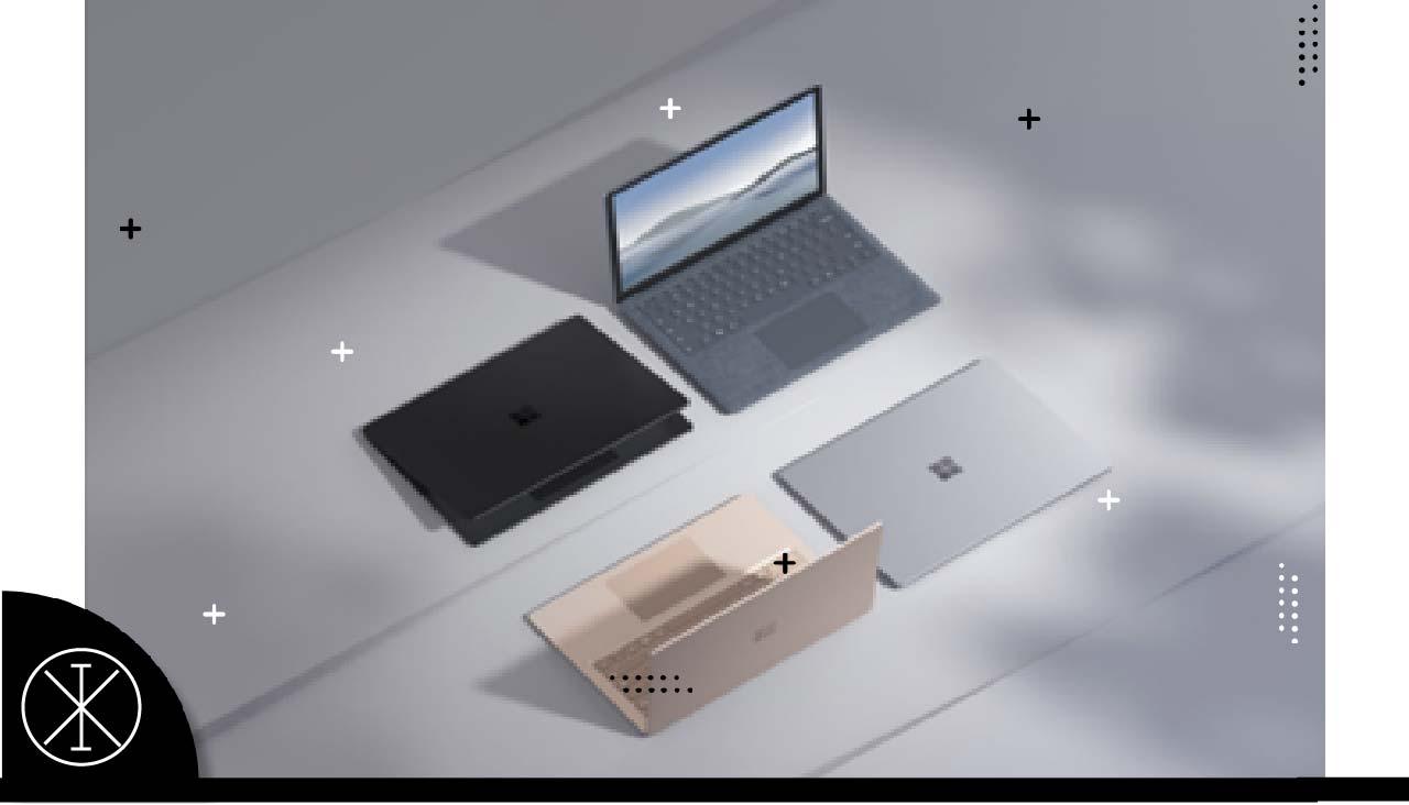 Surface laptop 4 y nuevos accesorios son lanzados al mercado