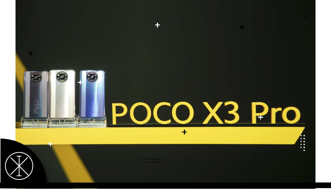 POCO F3 y POCO X3 Pro son anunciados en mercado mexicano