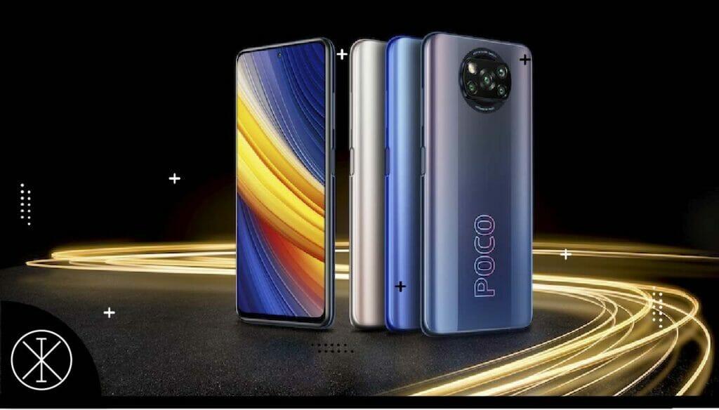 pcx334 1024x584 - POCO F3 y POCO X3 Pro son anunciados en mercado mexicano