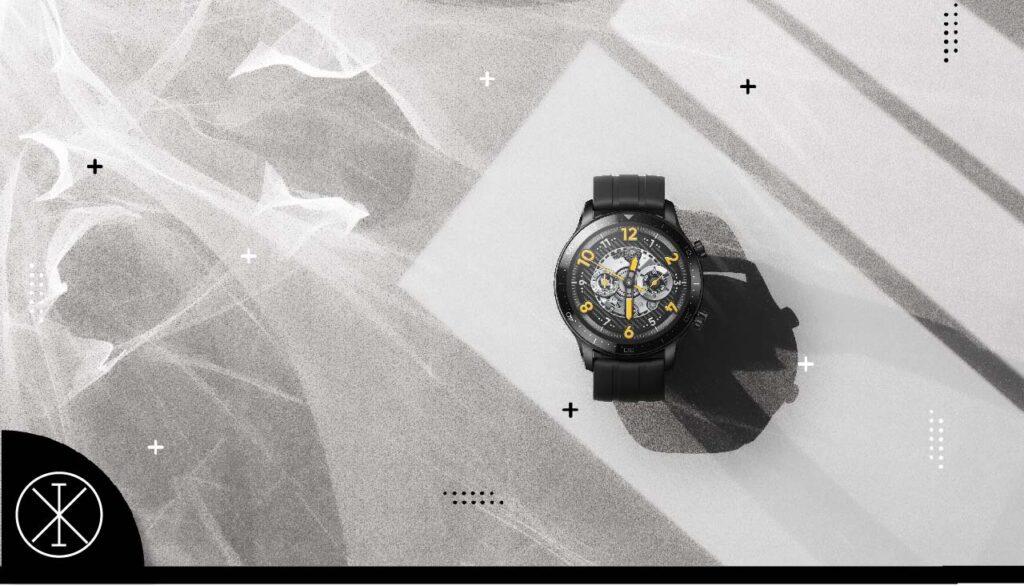 realme watch s pro 1024x586 - realme 7 5G, realme C15, Watch S Pro y Buds Air Pro son presentados en México