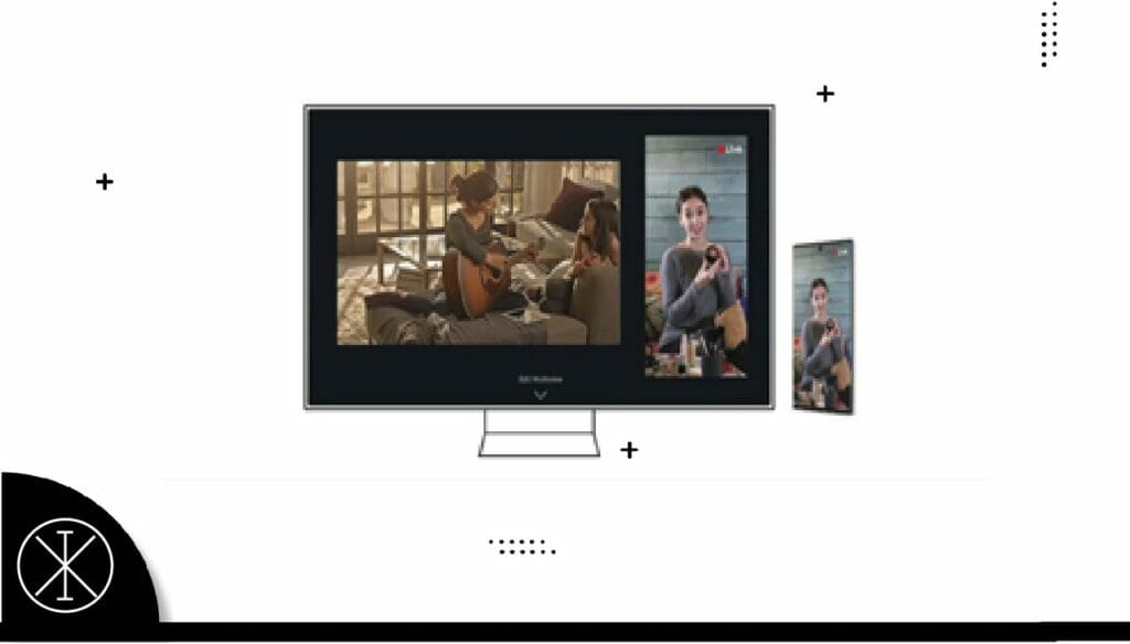 tv234s 1024x584 - Cómo conectar móvil a TV Samsung