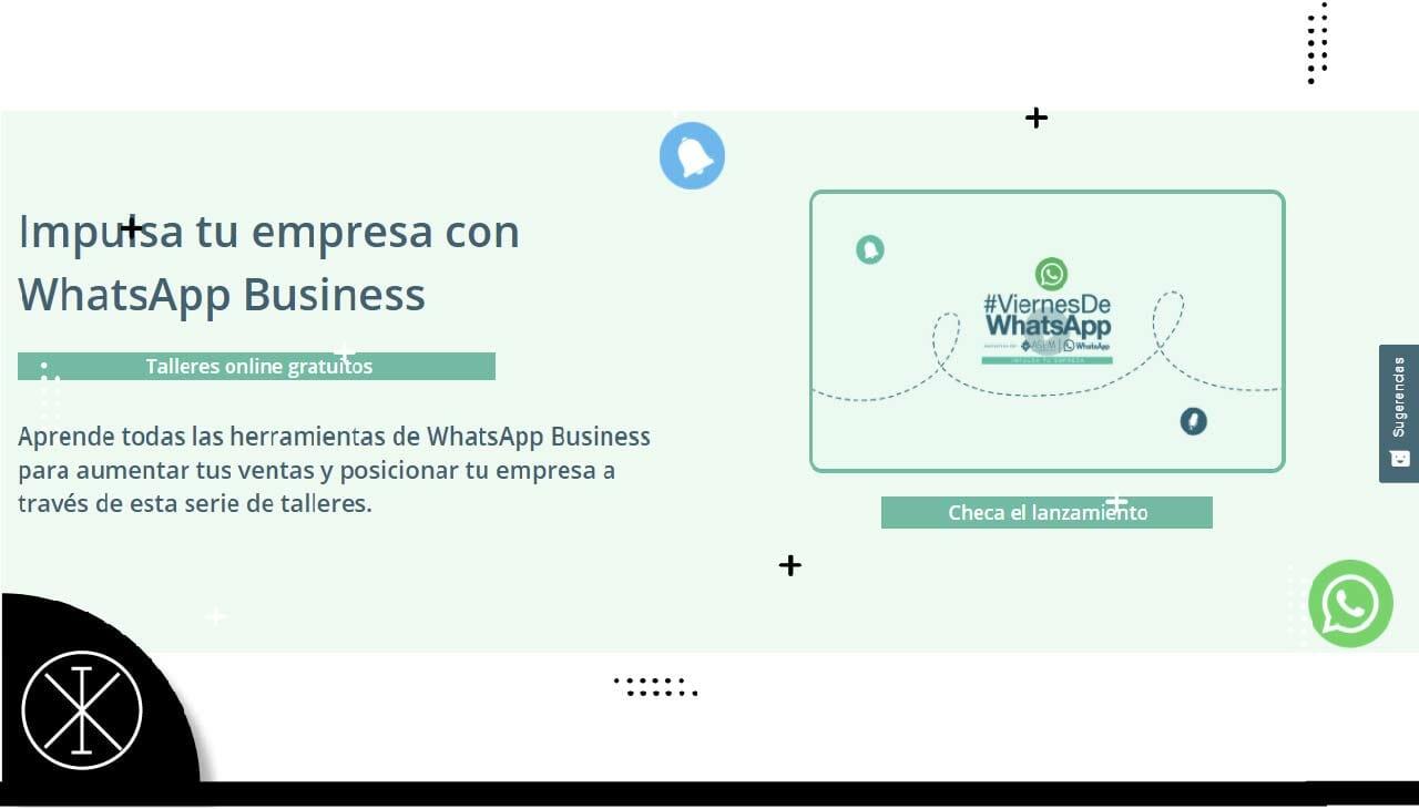 WhatsApp Business, ASEM y SE buscan apoyar Pymes en México