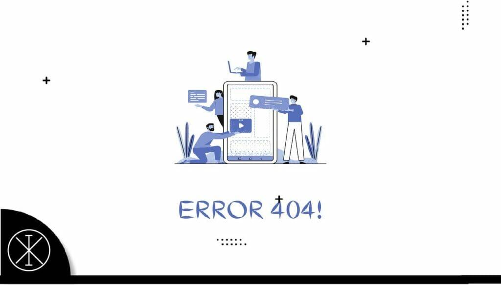40413 1024x584 - Error 404: definición, causas y cómo solucionarlo