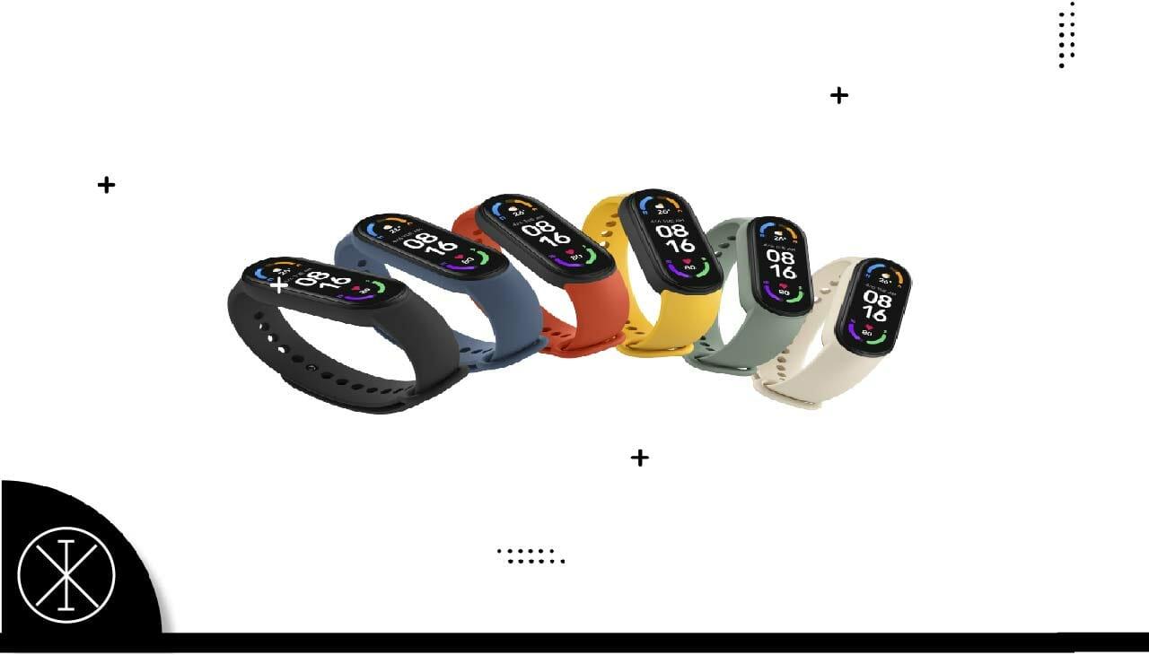 Mi Smart Band 6: el wearable de mil 169 pesos