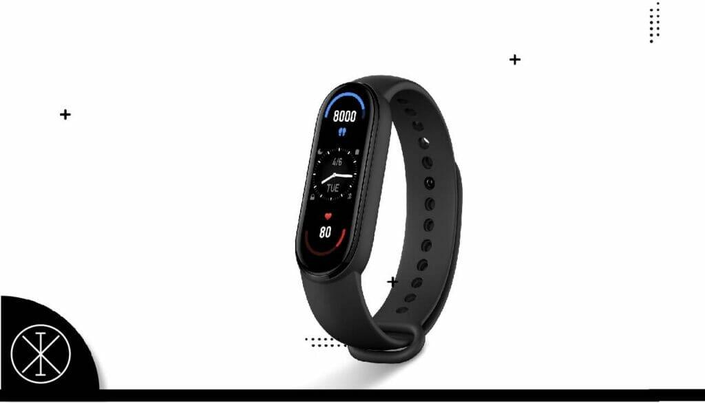 Mi Smart Band 62 1024x586 - Mi Smart Band 6: el wearable de mil 299 pesos