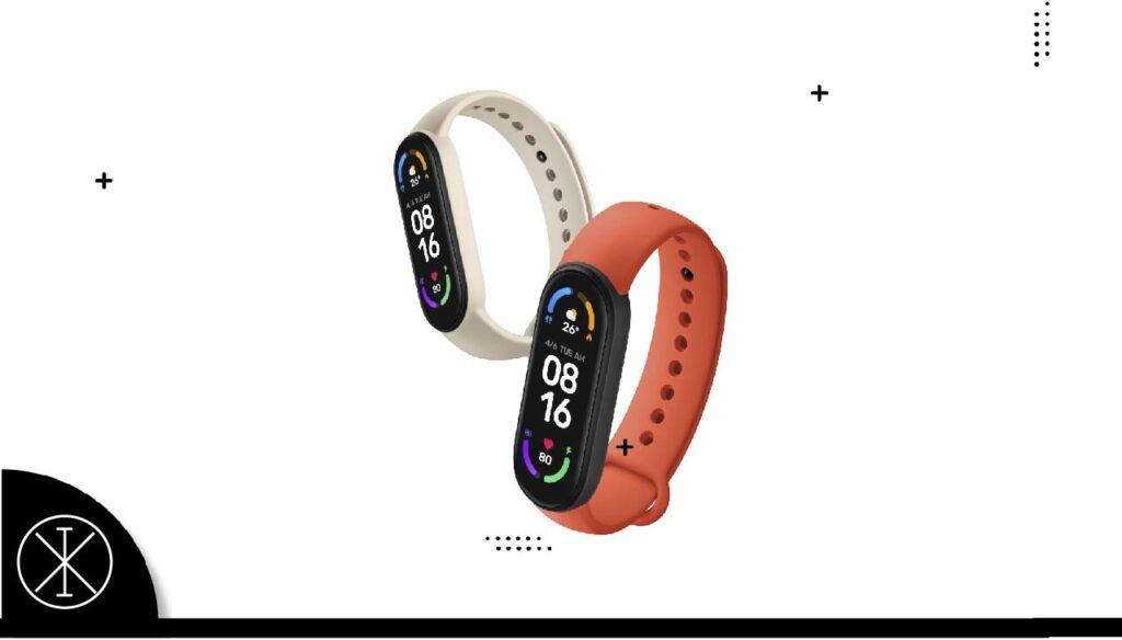 Mi Smart Band 63 1024x584 - Mi Smart Band 6: el wearable de mil 299 pesos