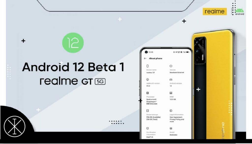ytturde 1024x585 - realme GT será compatible con la versión Beta 1 de Android