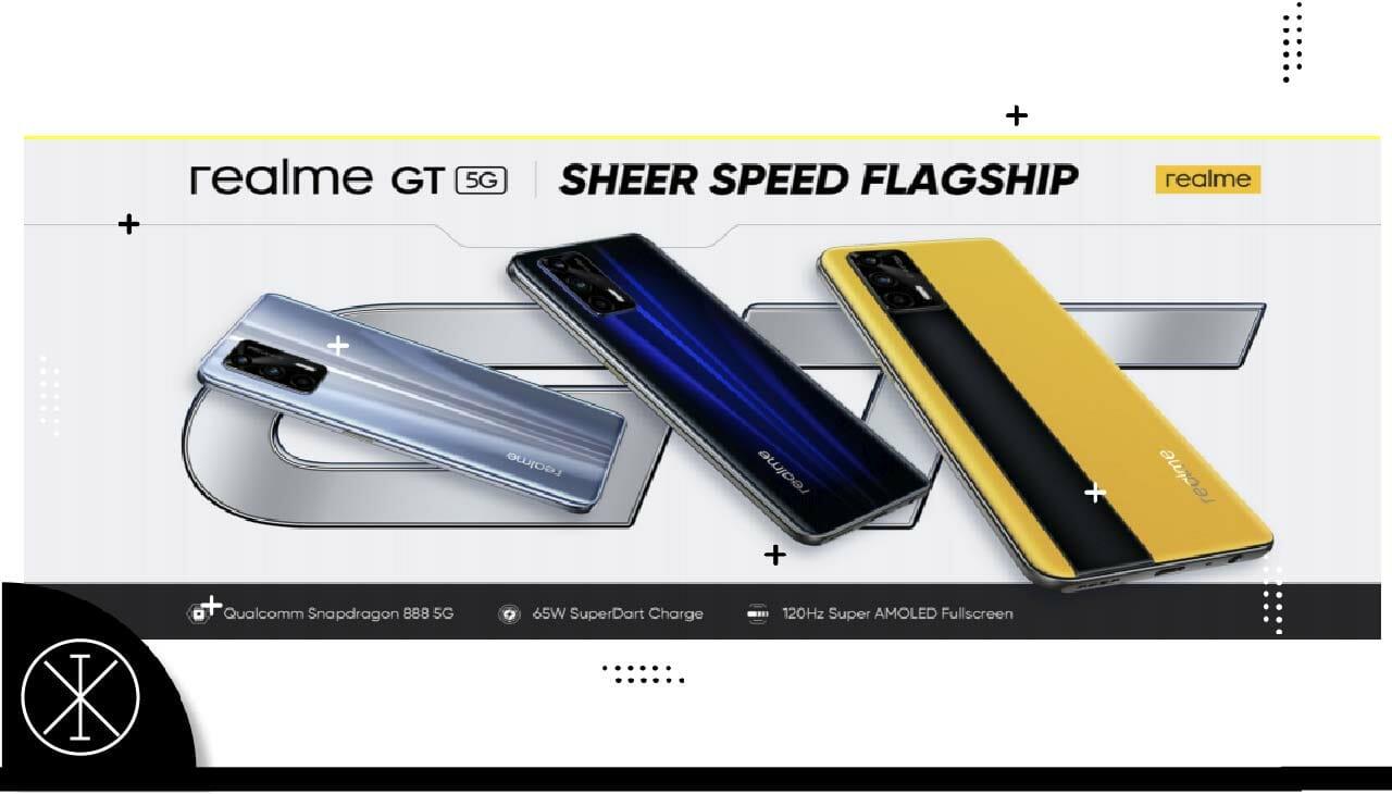 realme GT: el teléfono insignia de 600 euros