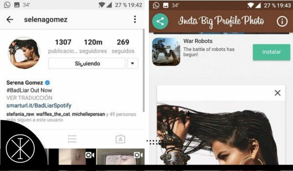 Ixograma 1 6 4 1024x597 - Cómo ver la foto de perfil de Instagram en la PC