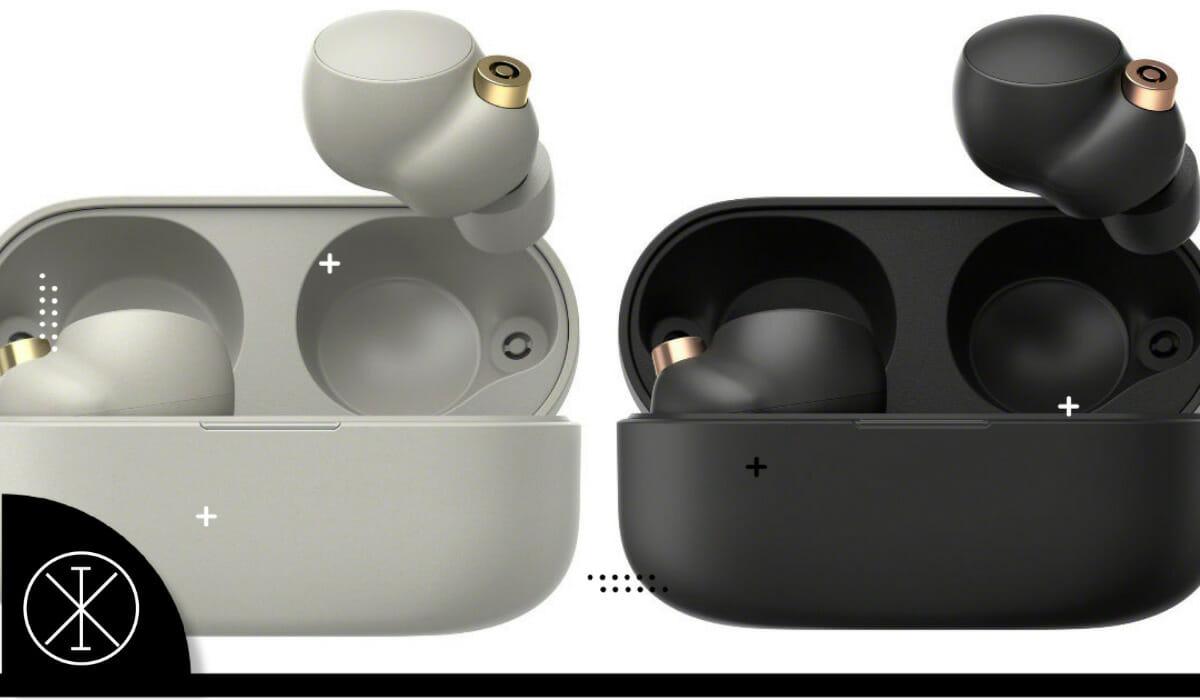 Sony WF-1000XM4: funcionalidad y características