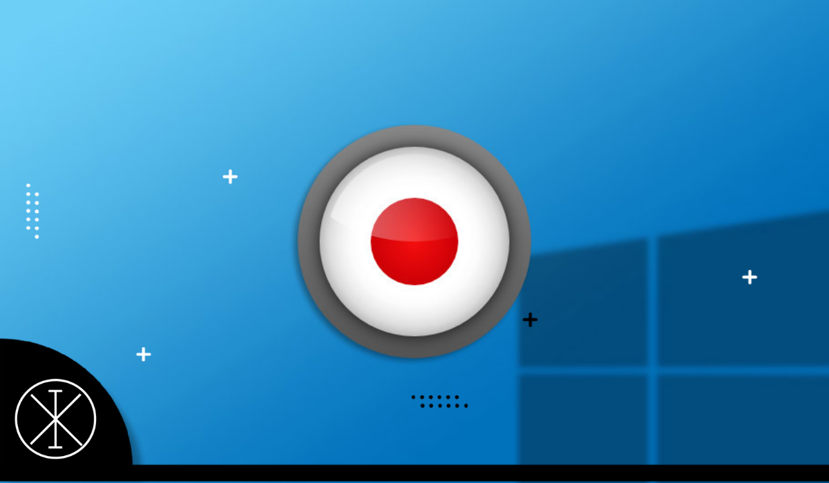 Cómo grabar pantalla en Windows 10