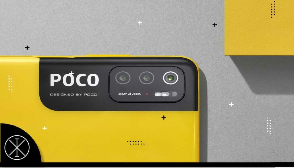 POCO M3 Pro 5G 2 1024x586 - POCO M3 Pro 5G llega al mercado mexicano