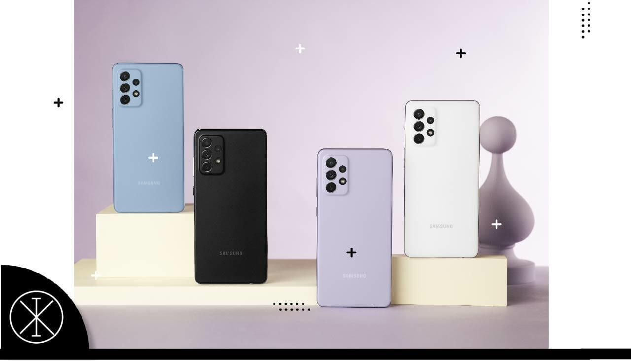 Samsung presenta en Colombia cuatro smartphones Galaxy