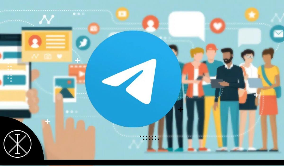 Cómo buscar grupos y entrar a canales públicos en Telegram