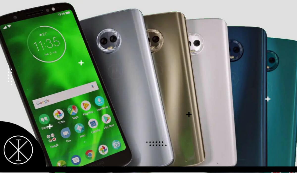 Motorola G6: precio y características
