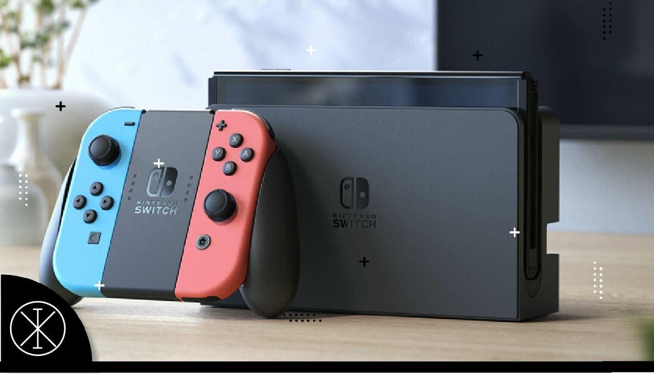 Nintendo presenta consola Switch más grande que costará 350 dólares