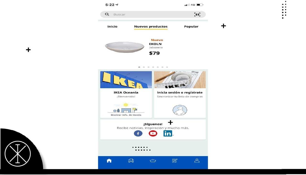 IKEA presenta app para ecommerce