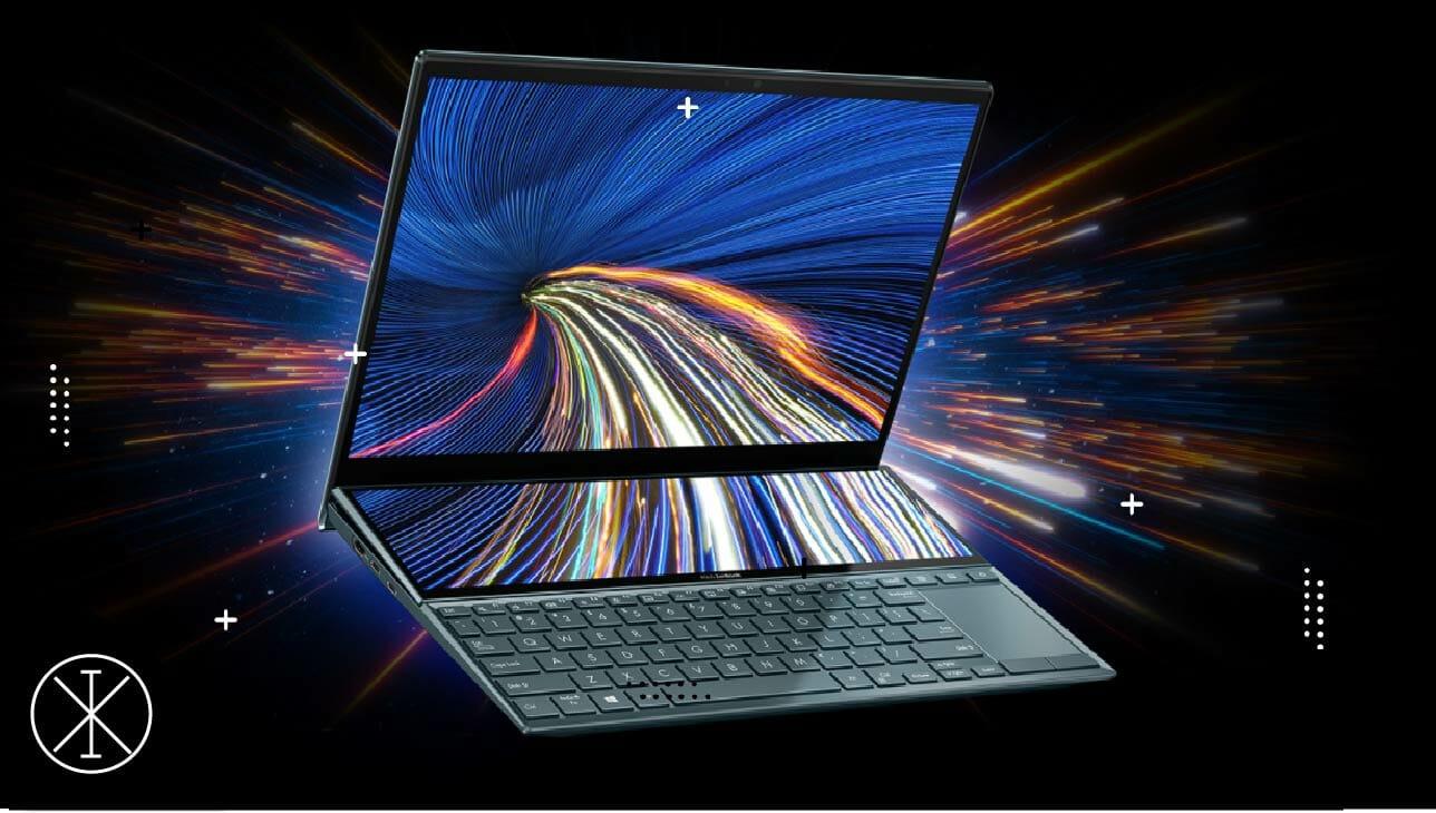 Zenbook Duo UX482: precio y características