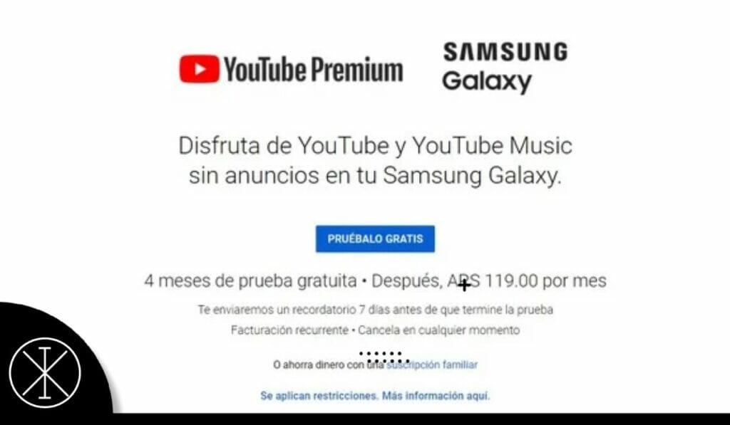 Ixograma 1 2 1024x597 - YouTube Premium anuncia una versión más barata