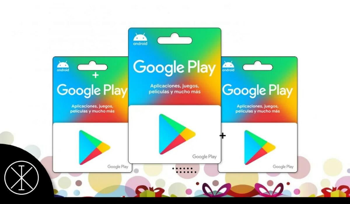 Cómo usar una tarjeta de Google Play 2021