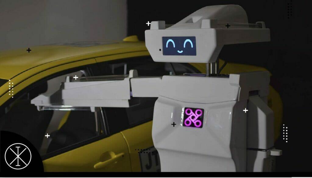 cde21 1024x584 - Ionclean: solución de Taxis Libres y Enovic para ultra esterilización de vehículos