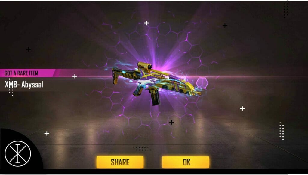 cdedw 1024x584 - XM8: el arma Free Fire para terminar con enemigos de rango medio