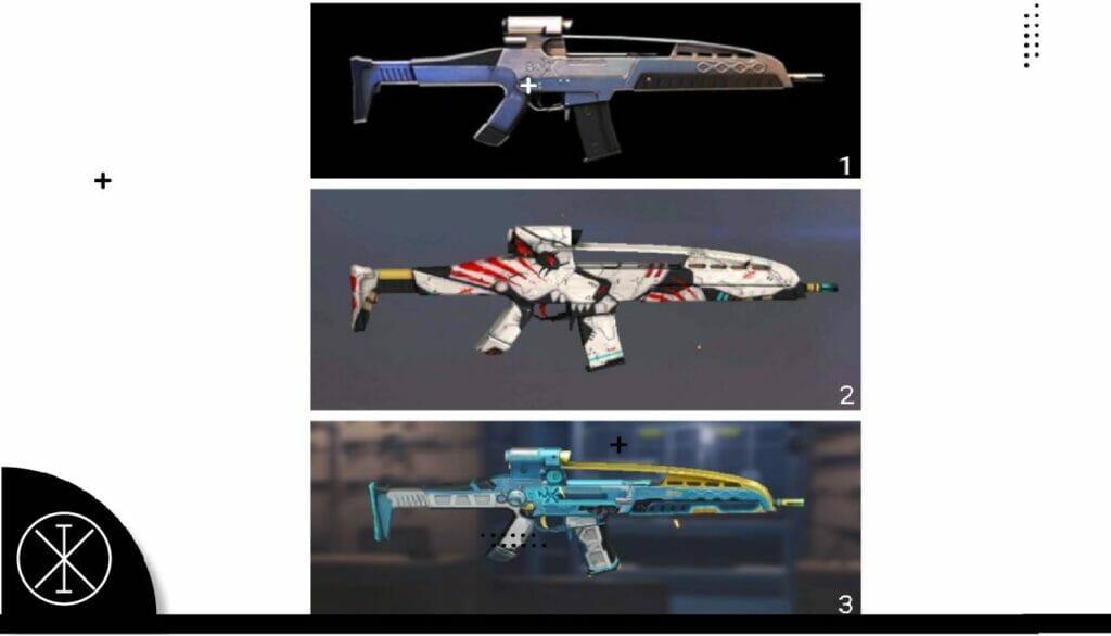 ffr2 1024x586 - XM8: el arma Free Fire para terminar con enemigos de rango medio