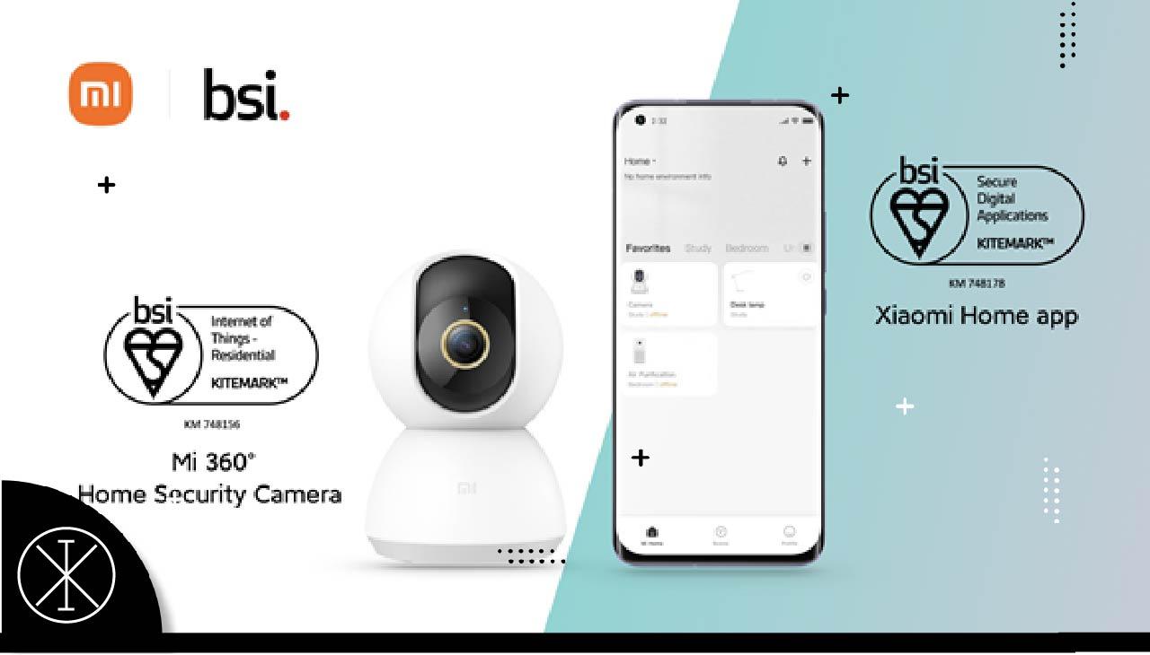 Home Mi 360° y Xiaomi Home obtienen certificados de seguridad