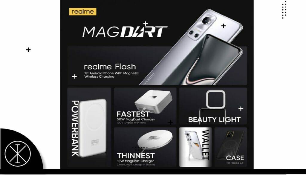 r342de 1024x586 - realme presenta realme MagDart, solución basadas en carga inalámbrica