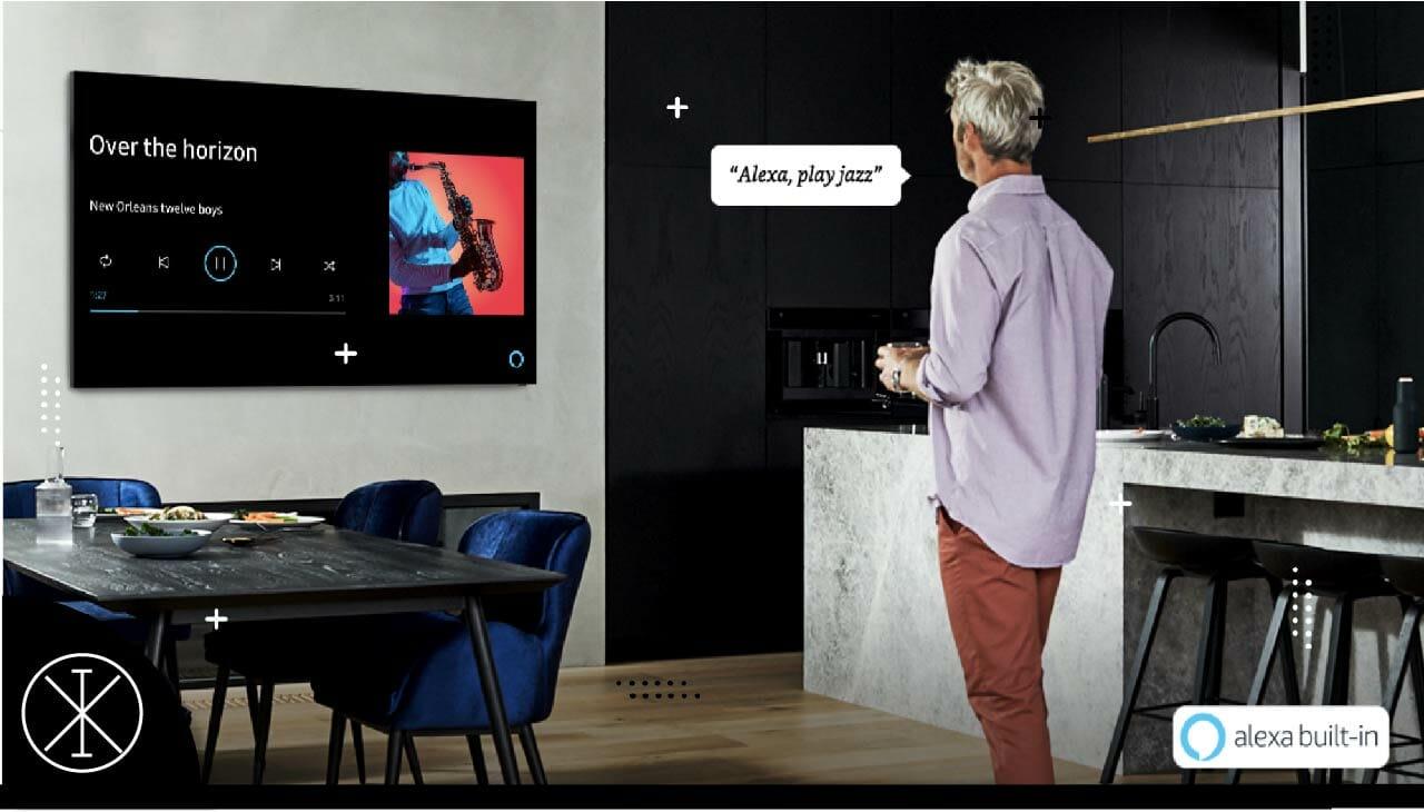 ¿Cómo configurar asistente de voz Bixby a una Smart TV Samsung?