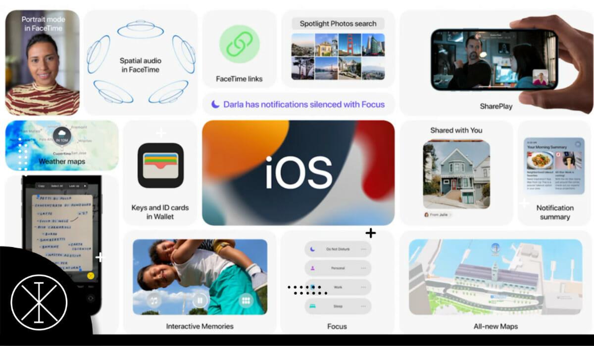 iOS 15: ¿cuáles son las nuevas funciones?